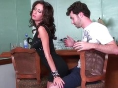 Hillary Scott & James Deen in My Dad Shot Girlfriend