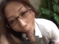 asian sexx office blowjob