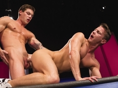 Pumped XXX Video: Vance Crawford, Darius Ferdynand