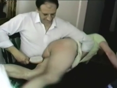 Uncle spanking
