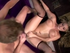 Bailey fucks hardcore with her boyfriend