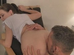 Brandi belle Analsex xxx sex body massage
