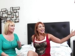 Ava Devine & Mellanie Monroe & Preston Parker in My Friends Hot Mom