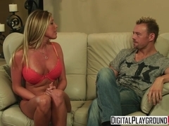 Digital Playground - Samantha Saint Erik Everhard - Sexy Selena Rose Scene 2