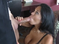 Busty Latina Sienna West fucking Jack Lawrence