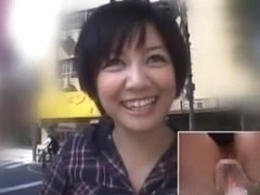 Crazy Japanese whore Meguru Kosaka in Exotic Big Tits, Public JAV video
