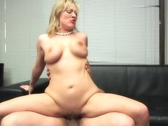 Vicky Vixen in Busty Office MILFs #4