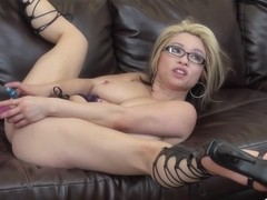 Don't miss Mia Rider spreading her legs wide!