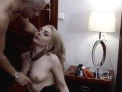 Hard Anal Fucking For Glamorous Blonde, Who Also Likes Give Rimming