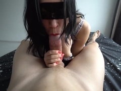 Horny Maid Fuck And Blowjob - POV Reverse Cowgirl, Doggystyle, Missionary