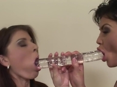 Horny pornstar Suzie Diamond in exotic small tits, cunnilingus sex video