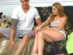 Lexi solves problems with a nice hard fuck