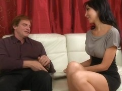 Diana Prince & Evan Stone in My Wife Shot Friend