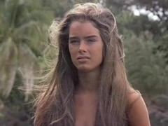 Brooke Shields in The Blue Lagoon (1980)