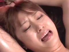 Young Japanese Anal video