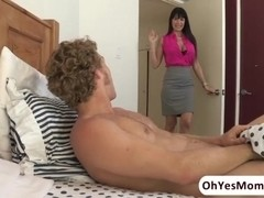 Teen Heather Night has a ### affair with her stepmom Eva Karera
