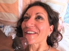 Persian Monir has her pussy penetrated by a dick