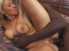 Byron Long Teaches Kylie Worthy To Love Black Cock Inside Her