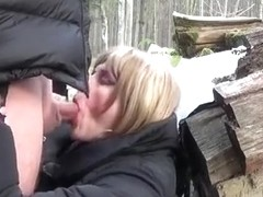 Horny amateur shemale scene with Blowjob scenes