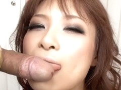 Fabulous Japanese slut Misa Kikouden in Incredible JAV uncensored Creampie video
