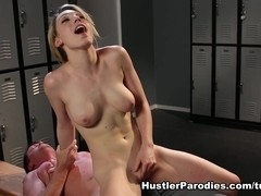 Lily LaBeau &  Skin Diamond in This Ain't Nurse Jackie XXX