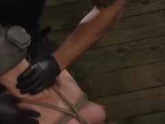Callie Calypso is Excited for Rope Bondage, Sybian, Rough Anal Sex & Deepthroat BJ