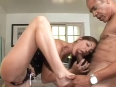 Brandi Lyons Is A Sex Goddess Who Enjoys A Good Fuck