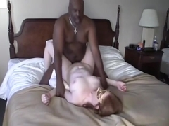 Masked MILF Cucks Hubby With BBC