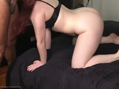 Pale Teen takes BBC like a Pro