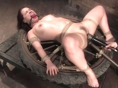 BDSM porn video featuring Green Eyes and Patrizia Berger