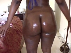 Aryana Starr and Jada Fire share cock