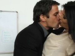 Romi Rain & Alan Stafford in Naughty Office