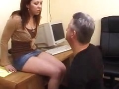 Boss Receives Her Way