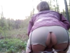 Best amateur shemale scene with Solo, Outdoor scenes