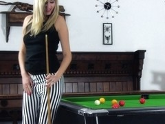 Holly Anderson in Pool Table Naughtyness - TwistysNetwork