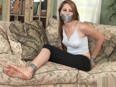 Astonishing adult movie Bondage hottest only here