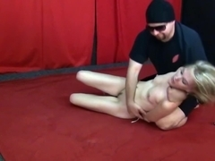 Bound e tickled 41