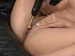 Best fetish xxx clip with exotic pornstar Kristina Rose from Fuckingmachines