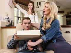 Georgie Lyall & Danny D in Sample My Snatch - BrazzersNetwork