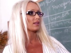 Diana Doll & Johnny Castle in My First Sex Teacher