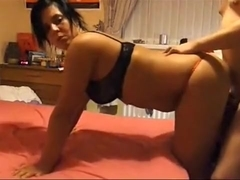 Amazing homemade cowgirl, blowjob, ponytail adult scene