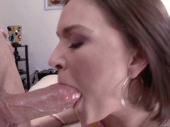 Krissy Lynn - Juicy Ass White Girl Gets Pounded In The Ass!