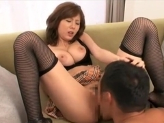 Best Japanese model Yuma Asami in Incredible Hairy, Facial JAV movie