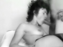 Vintage Video Mature Wife Takes a Load of Jizz in Mouth
