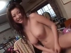 Fabulous Japanese slut Rio Hamasaki in Hottest POV, Big Tits JAV clip