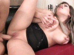 Curvy Candy Hot gets fucked in ass