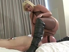 Huge Ass Smothering and Crazy Humiliation Pt. 1
