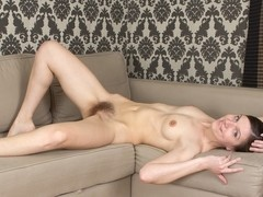Agatha in Frisky Old Lady Scene