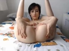 Pure anal gaping and fisting