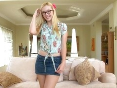 Samantha Rone In Playfully Sexy